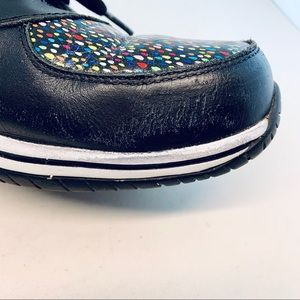 Alegria Shoes - Alegria Cindi Rainbow Rain Athletic Shoes 42 FLAW